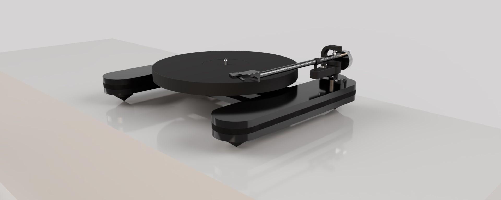 Modell H - schwarz
